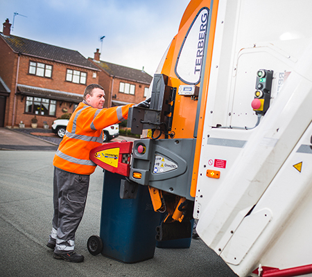 Bin Collection Day Changes