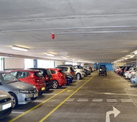 Waterfront Car Park