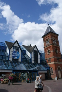 Stafford Market Tower