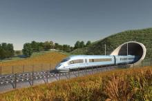 HS2 - Photo of High Speed Train