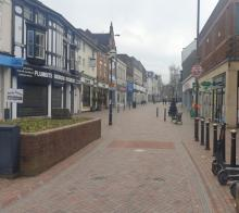 Photo of Stafford High Street